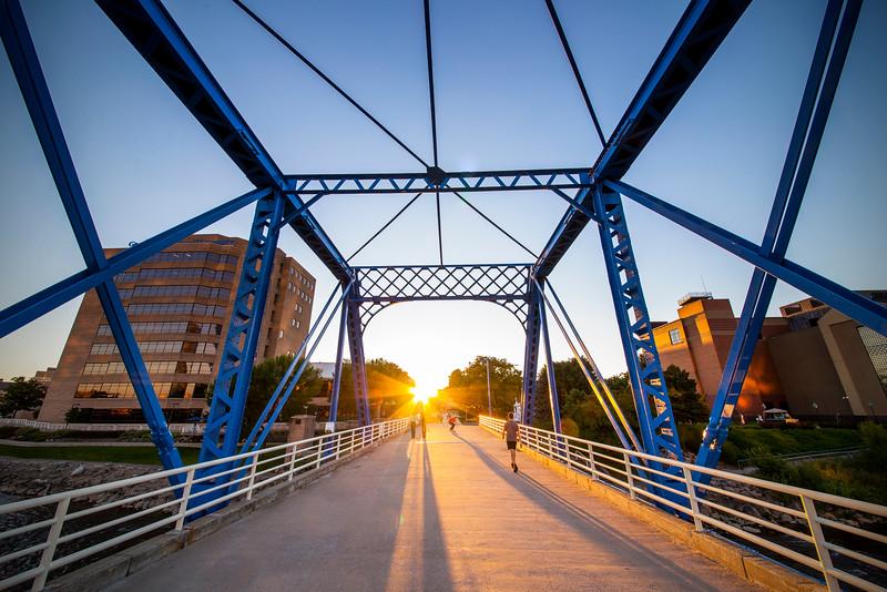 The Shining Bridge