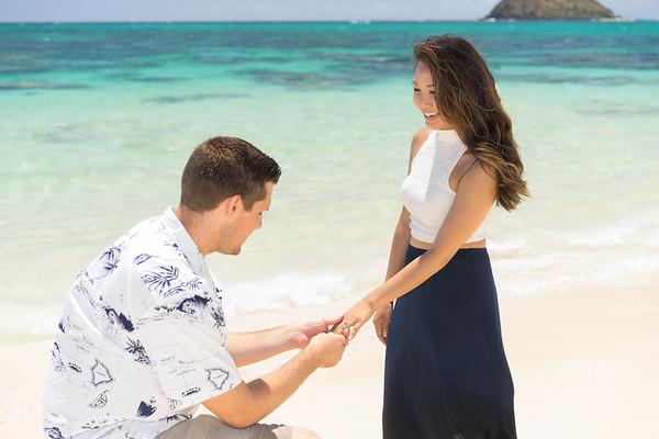 Jeremy & Kristi Surprise Proposal