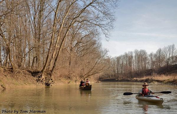 Ausable River 18-Mar-12