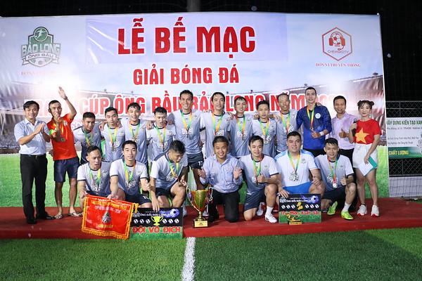 Chung Kết Giải Bóng đá Tranh Cúp Ông Bầu Bảo Long 2020