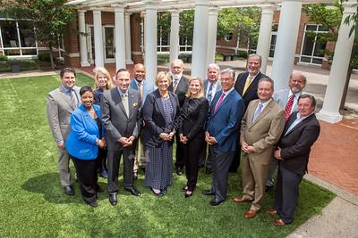 32142 Alumni Association Board of Directors Group Shot and Portraits