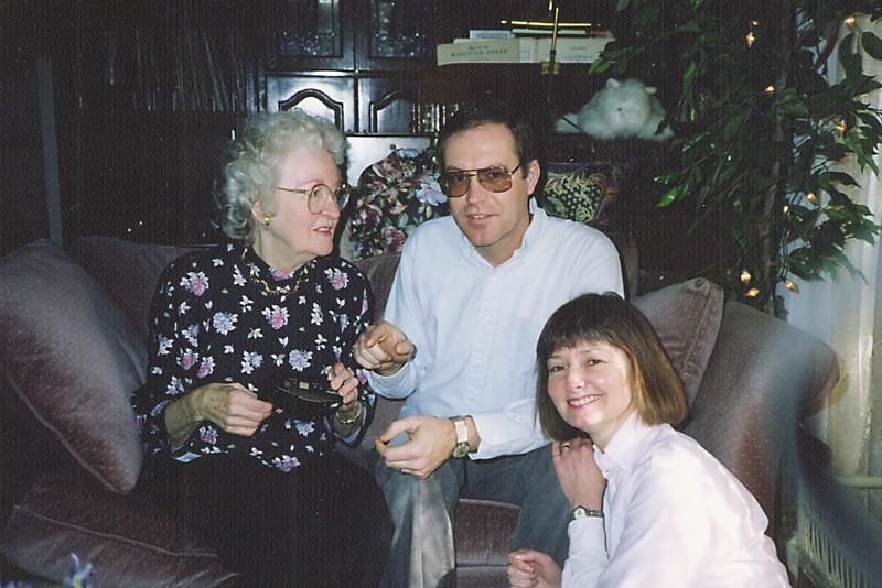 Alice Vollenweider, David Vollenweider, Jean Geary