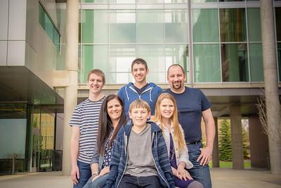 Ben & Family