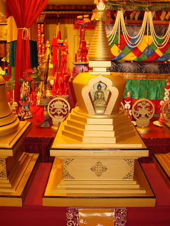 Smaller Stupas