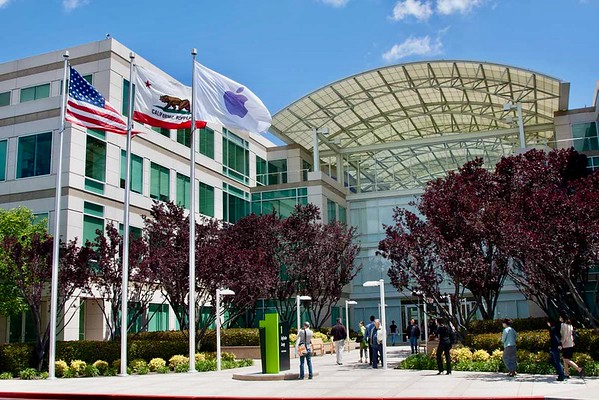 1. Apple HQ