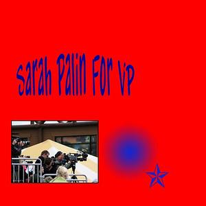 Sarah Palin - Springfield , Mo . 2008