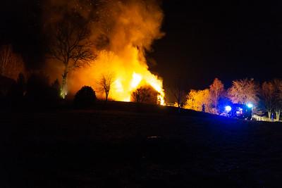 Garagebrand Bråt