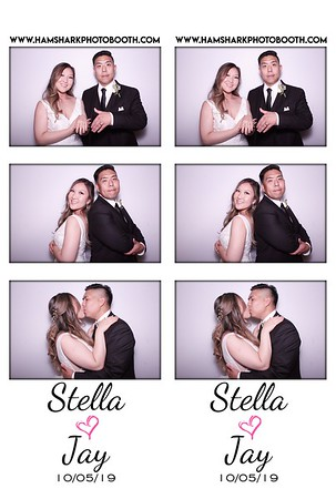 Stella  & Jay Wedding