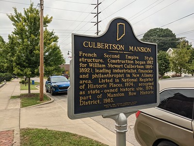 The Culbertson Mansion - July 2021