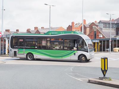 Wigan Bus Station 09-07-2017