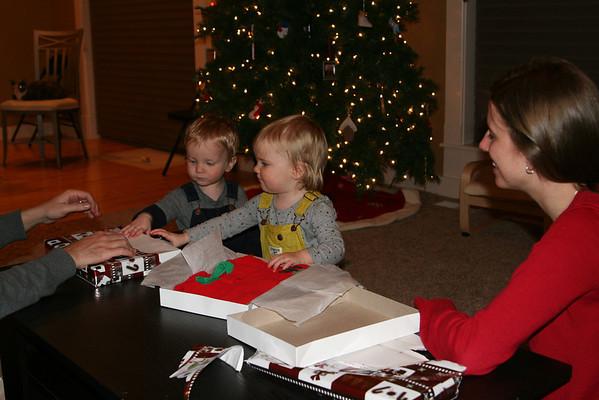 Christmas 2013 in Boise