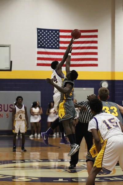 Columbus vs Starkville Boys Basketball 1.16.15