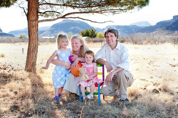 Wilde Family Portrait