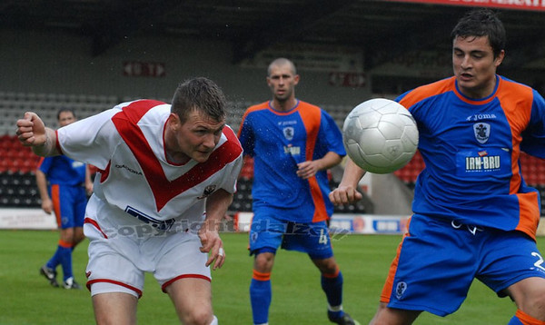 Airdrie v Queens Park (1.0) 5 8 07