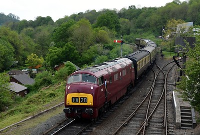 British heritage railways and centres I - W