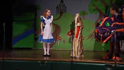 KCS Alice in Wonderland Videos