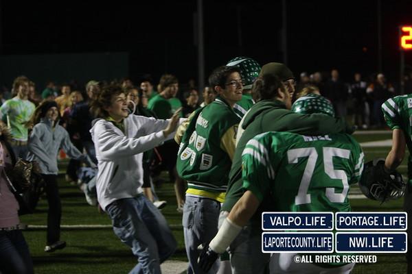 VHS Football Regional Championship vs. Mishawaka 2010