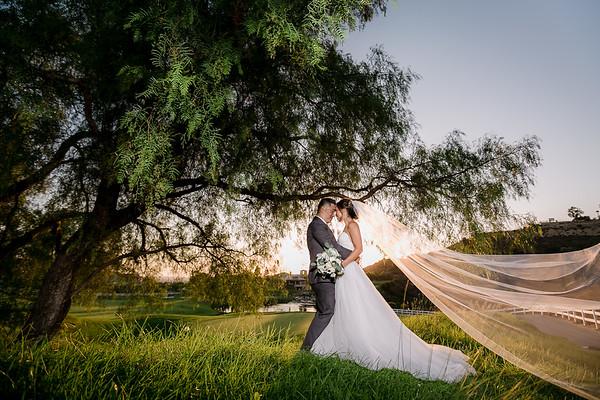 Michelle and Eddie | Black Gold Country Club | Yorba Linda Wedding