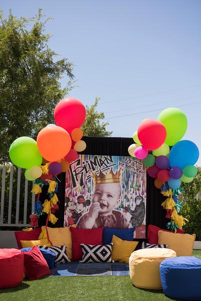 Truman's First Birthday!