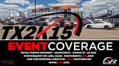 TX2K 2015 Event Coverage