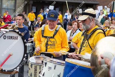 2012 Homecoming Parade - September 28, 2012