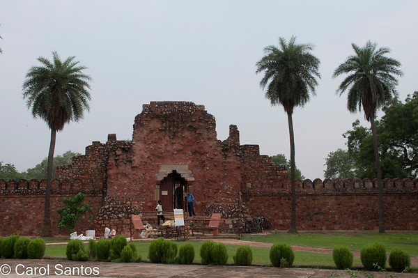 India Humayun's Mausoleum