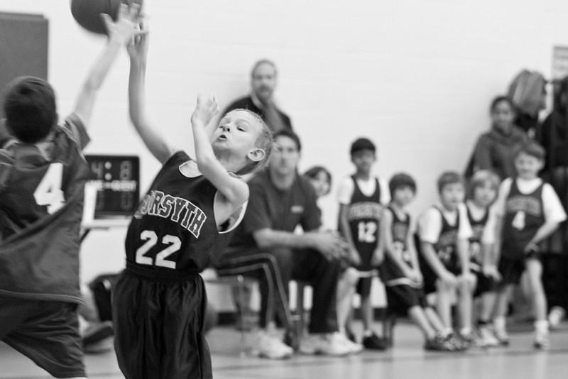 Gr1 Basketball 1/23/2010