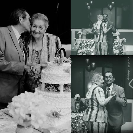 Holguin's 60 Year Diamond Anniversary Party