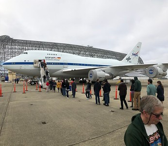 20191019  SOFIA at Moffett Field