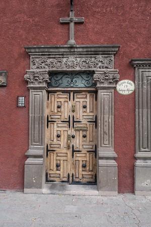 San Miguel--Doors&Streets