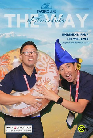 Pacific Life - WFG Conference 2019 @ MGM Las Vegas