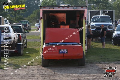 Ohsweken Speedway- July 21st
