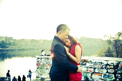 Chris & Shami's Post Wedding