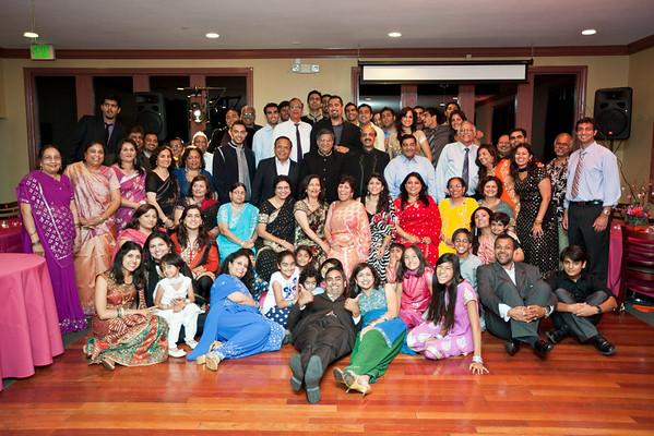 Santosh 65th Birthday Party