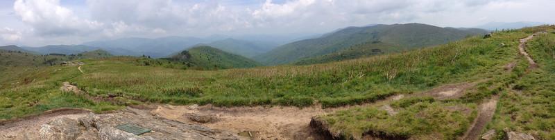 Tennent Mountain Summit (6,040')