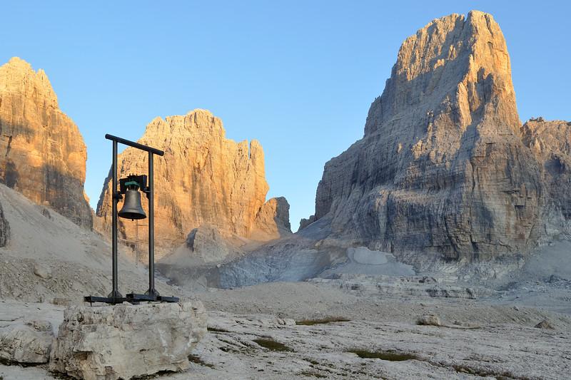 Bell - Rifugio Alimonta, Vedretta degli Sfulmini, Trento, Italy - August 18, 2012
