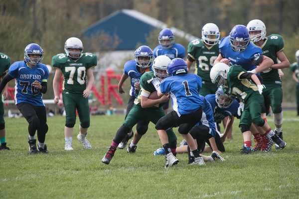 SMMS Football vs. Orofino