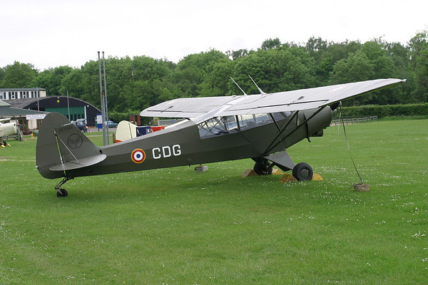 Old Warden : 17th May