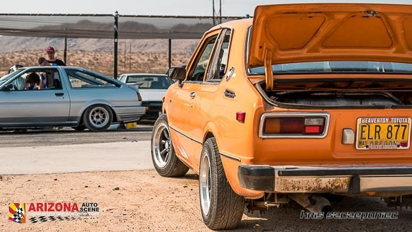 The Summer Corolla Matsuri from Grange Motor Circuit in Apple Valley, Calif.