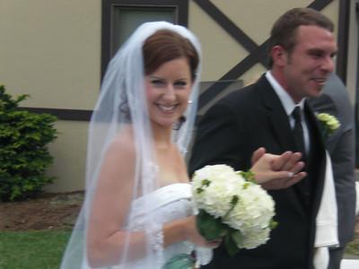 Jackie and Scott's Wedding Sept. 17 2011