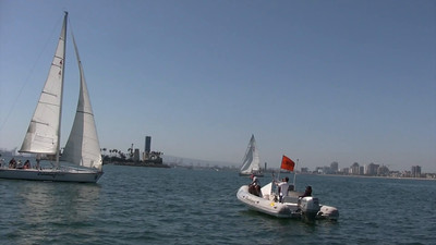 Sailing Academy Yacht Racing Videos (March 21, 2015)