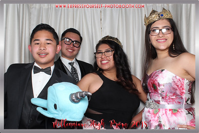 Tracy High Prom April 14, 2018