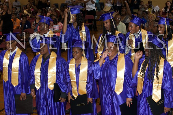2015 McClarin High School Graduation -