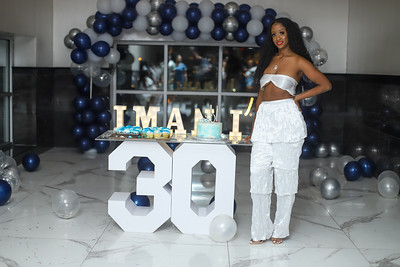 IMAMI'S SURPRISE 30TH BIRTHDAY PARTY