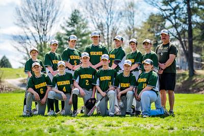 2018-05-07 OHMS 8th Baseball