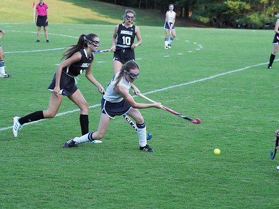 JV Field Hockey vs. Asheville High School