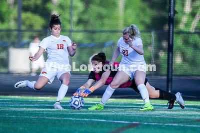 Girls Soccer: Stone Bridge vs Briar Woods 5.23.2018 (by Mike Walgren)