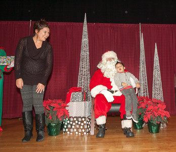 2014 National MS Society and Sycuan's Family Holiday Party