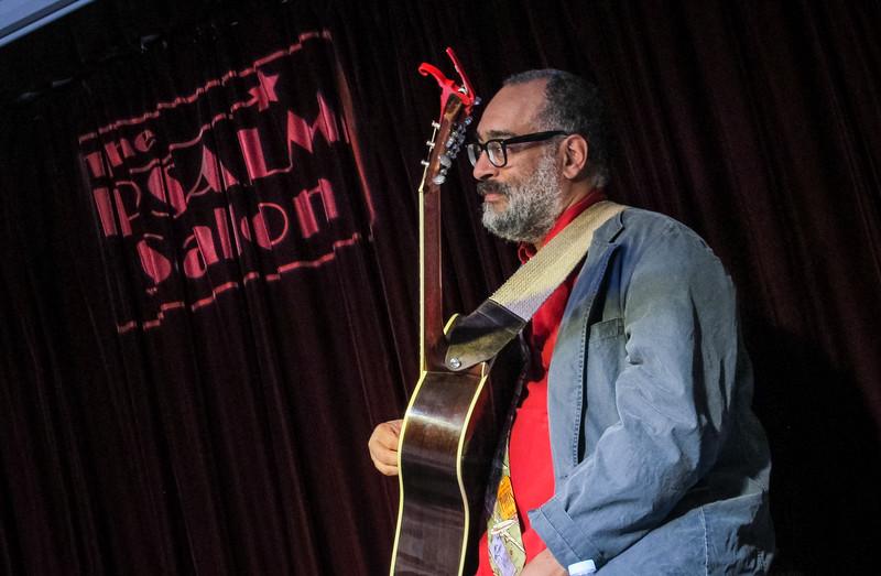 Vance Gilbert, The Psalm Saloon, PA