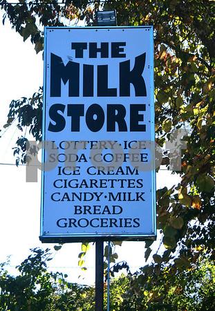 10/18/2017 Mike Orazzi | Staff The Milk Store on Route 69 in Bristol.